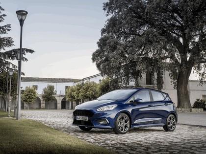 2017 Ford Fiesta ST 21
