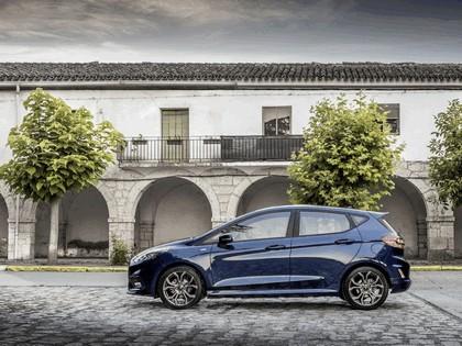 2017 Ford Fiesta ST 22