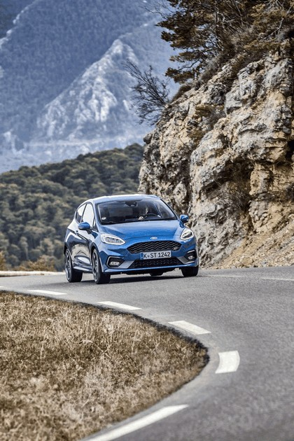 2017 Ford Fiesta ST 54