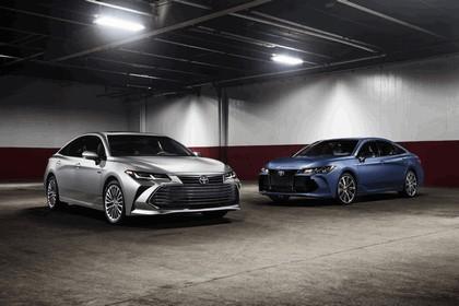 2018 Toyota Avalon XSE 1