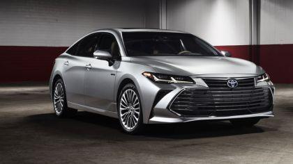 2018 Toyota Avalon XSE 4
