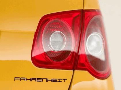 2007 Volkswagen Jetta GLI Fahrenheit 3