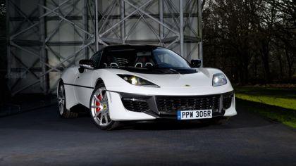 2017 Lotus Evora Sport 410 6