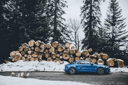 2017 Alpine A110 7