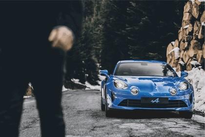 2017 Alpine A110 9