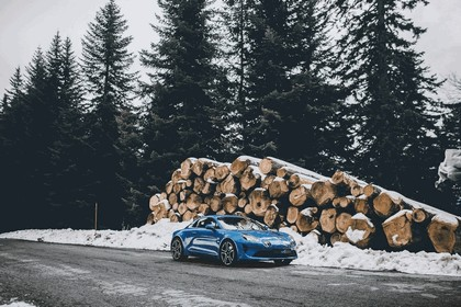 2017 Alpine A110 10