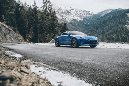 2017 Alpine A110 11