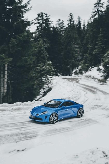 2017 Alpine A110 24
