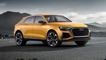 2017 Audi Q8 sport concept 3