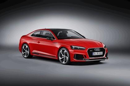 2017 Audi RS 5 coupé 1
