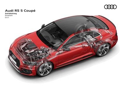 2017 Audi RS 5 coupé 37