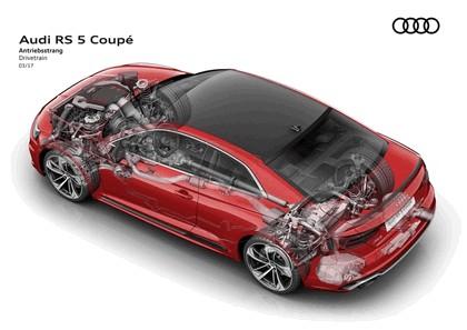 2017 Audi RS 5 coupé 38
