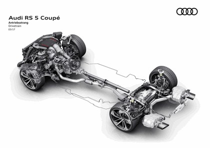 2017 Audi RS 5 coupé 42