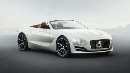 2017 Bentley EXP 12 Speed 6e concept - UK version 7