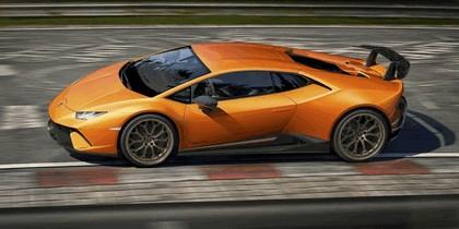 2017 Lamborghini Huracán LP 610-4 Performante 1