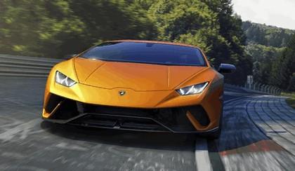 2017 Lamborghini Huracán LP 610-4 Performante 2
