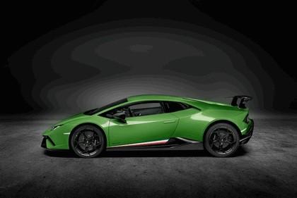 2017 Lamborghini Huracán LP 610-4 Performante 8