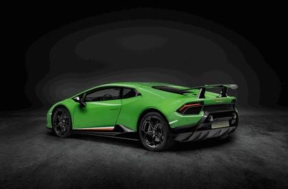 2017 Lamborghini Huracán LP 610-4 Performante 9