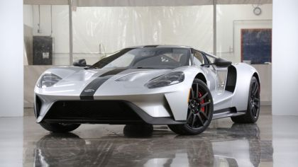 2017 Ford GT Competition Series 4
