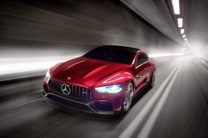 2017 Mercedes-AMG GT concept 1