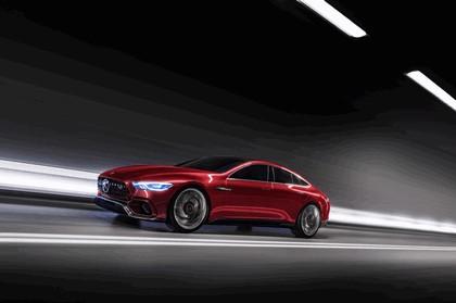 2017 Mercedes-AMG GT concept 2