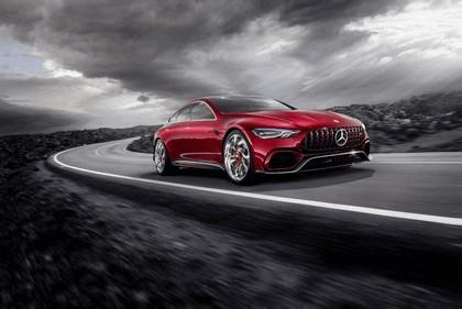 2017 Mercedes-AMG GT concept 7