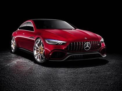2017 Mercedes-AMG GT concept 8