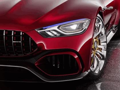 2017 Mercedes-AMG GT concept 14