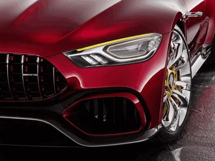 2017 Mercedes-AMG GT concept 15