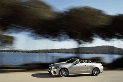 2017 Mercedes-Benz E-klasse cabriolet 2