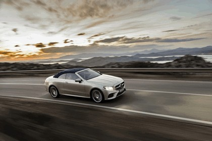 2017 Mercedes-Benz E-klasse cabriolet 5