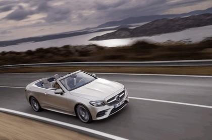 2017 Mercedes-Benz E-klasse cabriolet 9