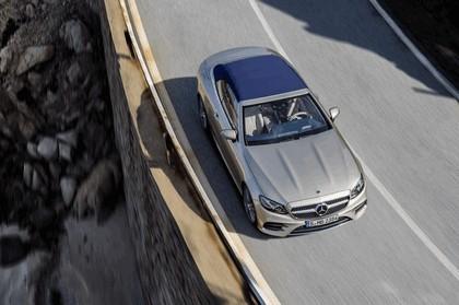 2017 Mercedes-Benz E-klasse cabriolet 14