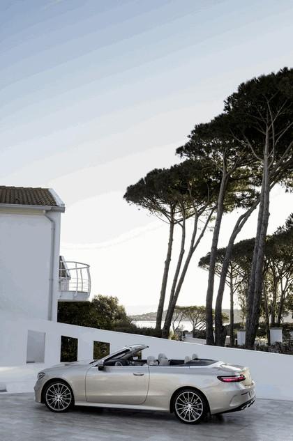2017 Mercedes-Benz E-klasse cabriolet 18