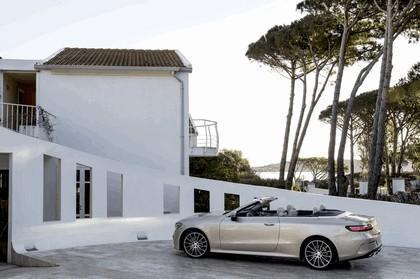 2017 Mercedes-Benz E-klasse cabriolet 19