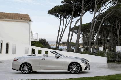 2017 Mercedes-Benz E-klasse cabriolet 21