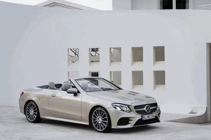2017 Mercedes-Benz E-klasse cabriolet 22