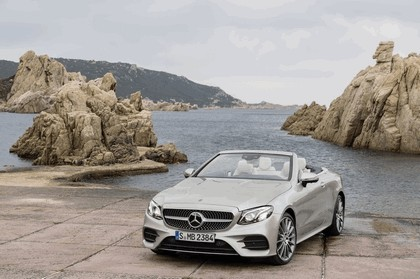 2017 Mercedes-Benz E-klasse cabriolet 28