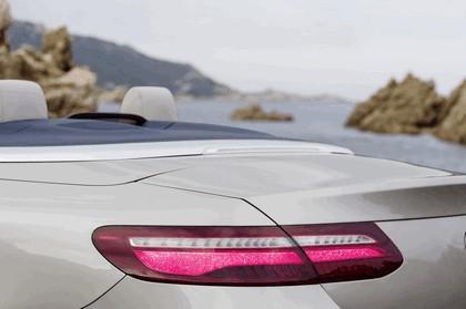 2017 Mercedes-Benz E-klasse cabriolet 35