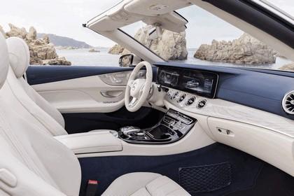 2017 Mercedes-Benz E-klasse cabriolet 37