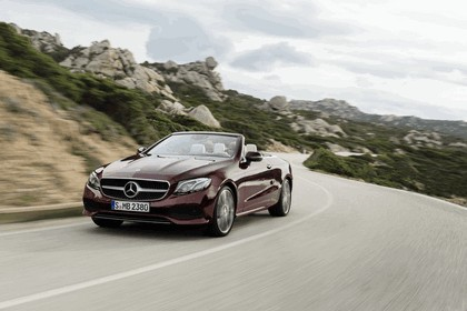 2017 Mercedes-Benz E-klasse cabriolet 41