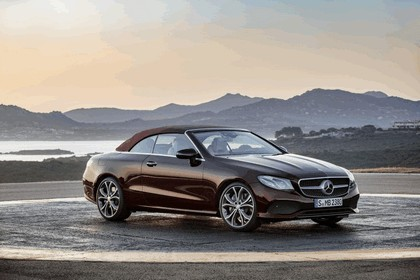 2017 Mercedes-Benz E-klasse cabriolet 57