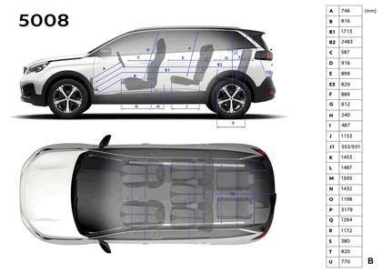 2017 Peugeot 5008 50
