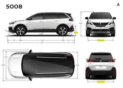 2017 Peugeot 5008 52