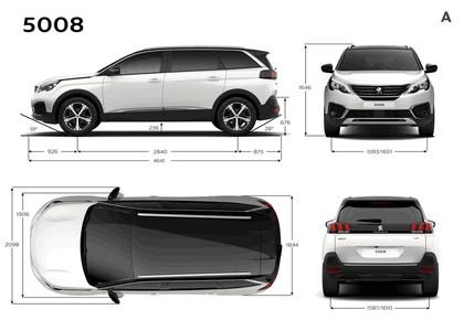 2017 Peugeot 5008 53