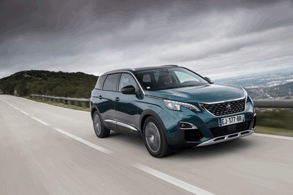2017 Peugeot 5008 81