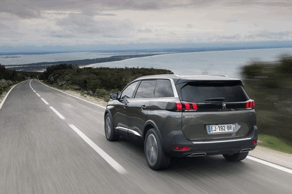 2017 Peugeot 5008 105