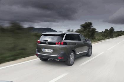 2017 Peugeot 5008 109