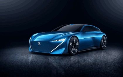 2017 Peugeot Instinct concept 10