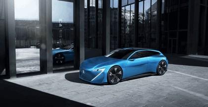2017 Peugeot Instinct concept 20